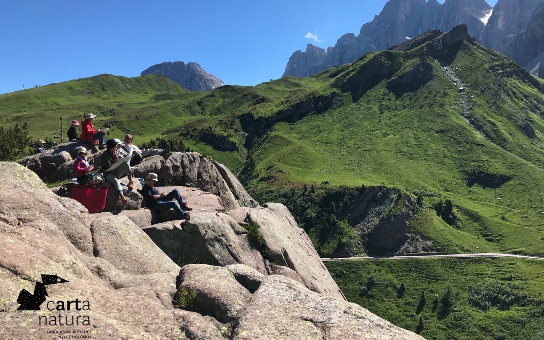 Iscrizioni al corso Appunti di montagna